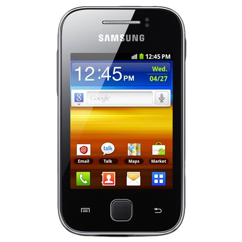 Link to Samsung GT-S5360L Galaxy Y Unlocked Phone – US Warranty – Metallic Gray On Sale