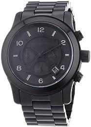 MK8157 Gents Stainless Steel Black Michael Kors Watch
