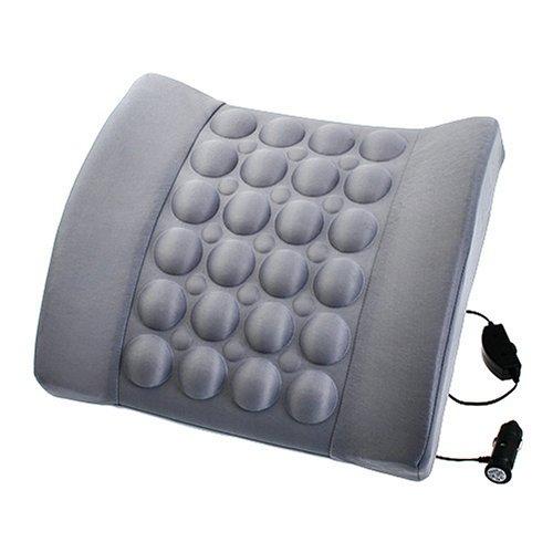 时尚梵迪汽车用品系列---磁性震动背部护垫(灰色)图片