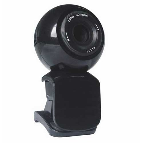 Imicro Im109N Usb Webcam With Microphone (Cam-Im109N)