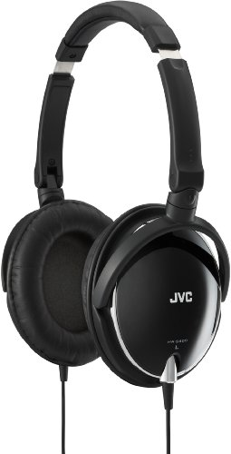 Jvc High Quality Lightweight Headphones - Black [Electronics]