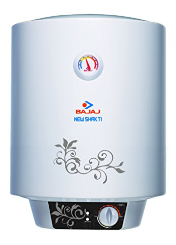 Bajaj New Shakti 25 liter 2000 Watt vertical water heater