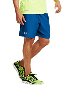 Under Armour Herren Shorts Escape 7 Zoll Solid, Sub/Elb/Ref, M, 1236177-457