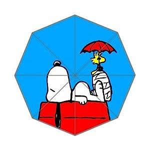 Amazon.com: HomieProduct Snoopy Custom Auto Foldable Umbrella 01