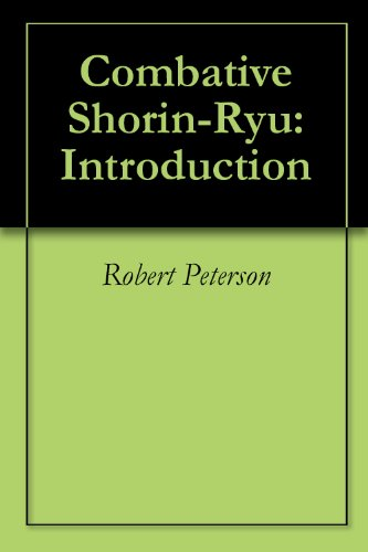 Combative Shorin-Ryu: Introduction PDF