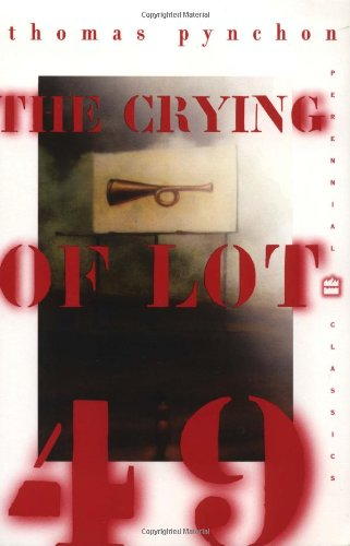 49 crying essay lot new Crying lot 49 essays - thos pynchon's the crying of lot 49: no escape.