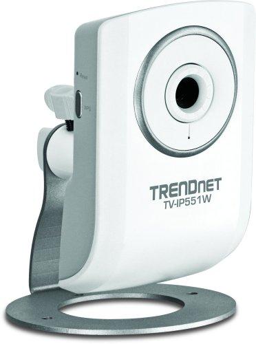 TRENDnet Wireless N Internet Camera TV IP551W