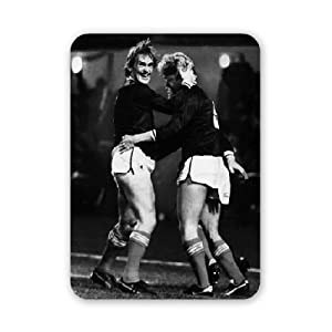 Kenny Dalglish - Scotland - Mouse Mat Art247 Highest Quality Natural Rubber Mouse Mats - Mouse Mat - Inches
