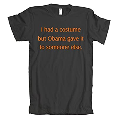 I Had A Costume But Obama Gave It Away Halloween American Apparel T-Shirt