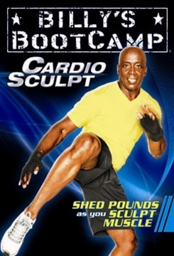 Billy's Bootcamp Cardio Sculpt Tae Bo DVD - region 0 Worldwide