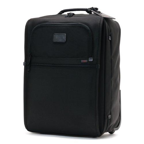 (トゥミ) TUMI 22901 スーツケース DH ALPHA アルファ スーパー レジェー キャリーバッグ 2輪 ブラック [並行輸入品]