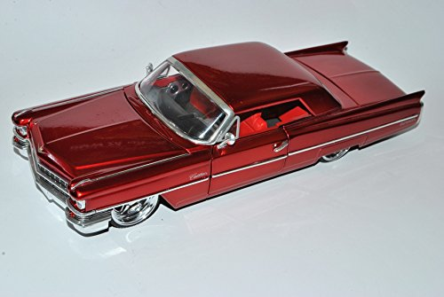 cadillac-deville-series-62-coupe-rot-1-24-jada-modell-auto
