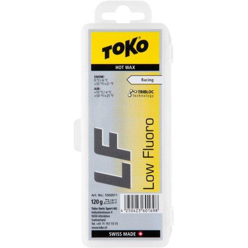 Wachs Toko LF Hot Wachs blue 120g
