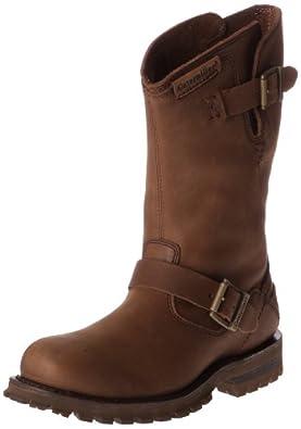 Amazon.com: Caterpillar Hogan Mens Biker Boots, Size 13: Shoes