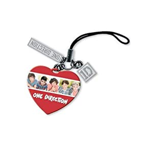 Amazon.com: One Direction (1D) Phone Charm: Toys & Games