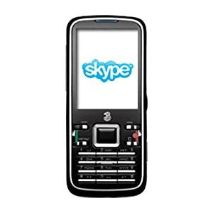 3 SkypePhone 2X Pay As You Go Mobile Phone Including 10 GBP Airtime