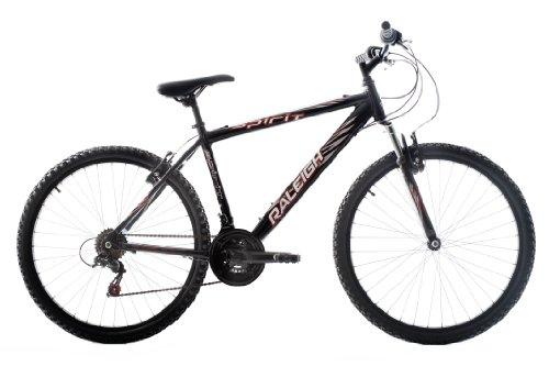 Raleigh Spirit Mens Mountain Bike - 18 Inch Frame