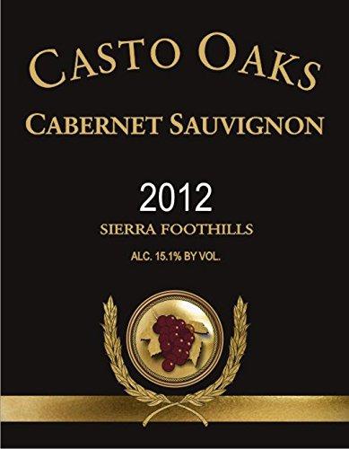 2012 Casto Oaks Cabernet Sauvignon 750 Ml