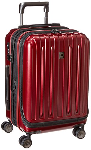 delsey-luggage-helium-titanium-international-carry-on-exp-spinner-trolley-red-black-cherry-one-size