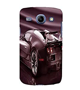 printtech Superfast car Back Case Cover for Samsung Galaxy A7::Samsung Galaxy A7 A700F