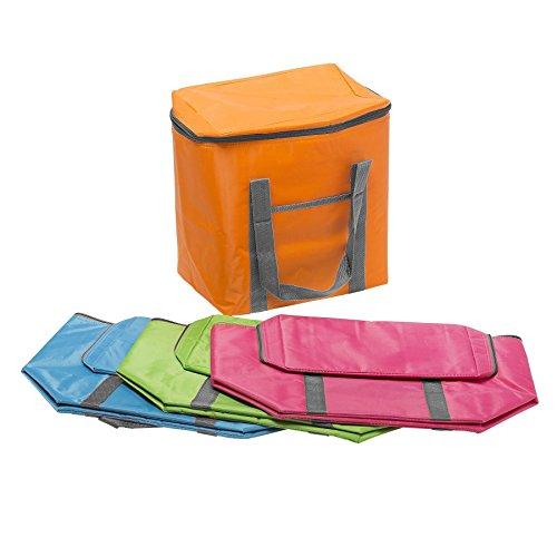 Misura Extra Large Borsa Sacchetti Di Raffreddamento Cool Box Picnic Campeggio Cibo e bevande Festival Shopping ghiaccio, 20 l