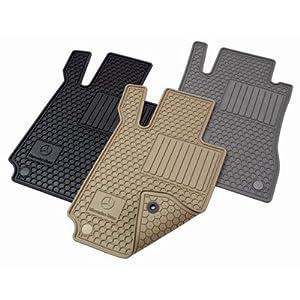 mercedes benz 2006 to 2011 ml350 ml500 ml63 ForMercedes Benz Ml350 Rubber Floor Mats