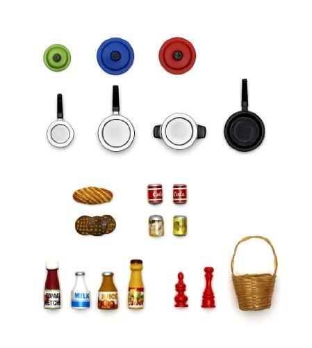 Set de 20 accessoires de cuisine Smaland