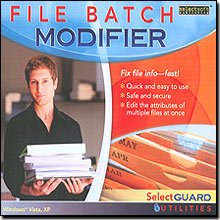 File Batch Modifier