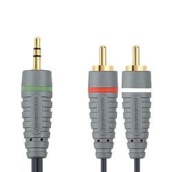 Bandridge BAL3402 - 2.0M Portable Audio Cable