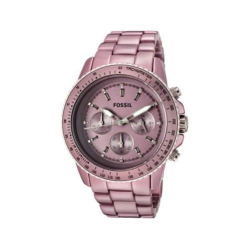 fossil s ch2747 stella pink purple