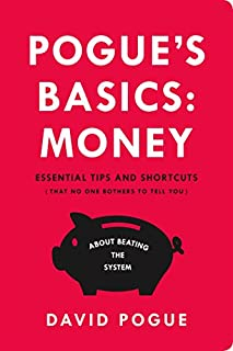 Book Cover: Pogue's Basics: Money: Essential Tips and Shortcuts