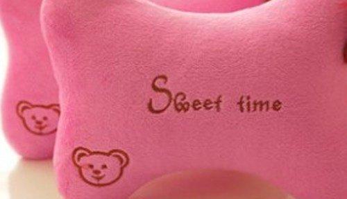 reposacabezas-x2-de-coche-almohadas-con-pvc-flocado-sweet-time-ositos-rosa-gris-rosa