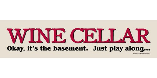 High Cotton Wine Cellar Sign Plaque (Wine Cellar Door compare prices)