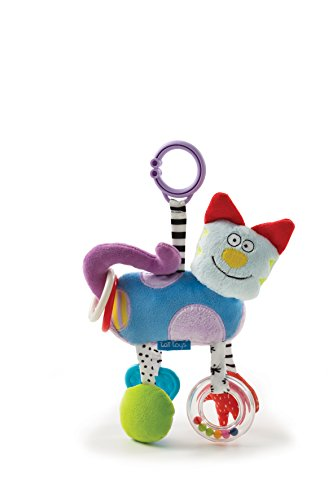 Taf Toys Long-Tail Cat Baby Activity Toy