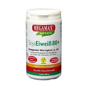 SOJA EIWEISS 80+Methionin Va 400 g Pulver