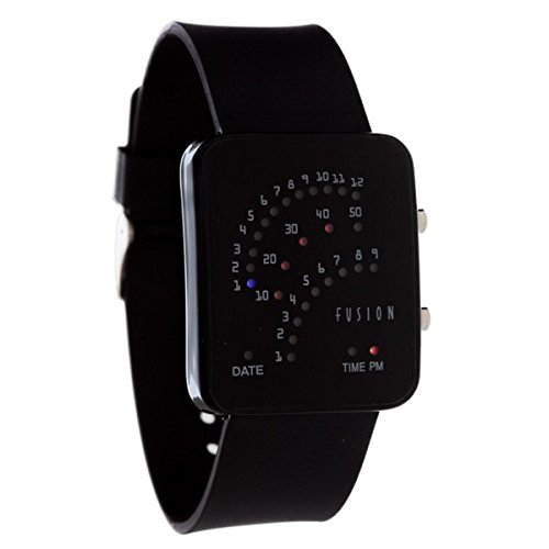 dakota-herren-funky-digital-led-display-armbanduhr-schwarz