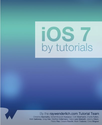iOS 7 By Tutorials
