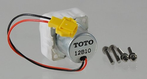 Toto Th559Edv510R Solenoid Unit And Diaphragm Assembly For Eco Efv front-12395