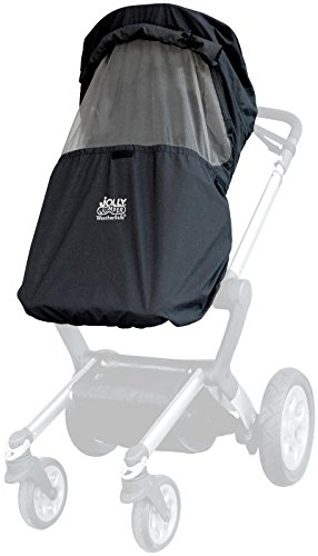 Jolly Jumper Weather Safe Stroller Cover - 1