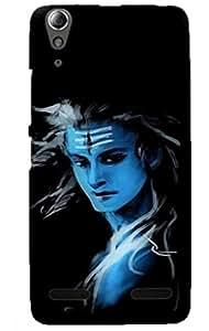 Doyen Creations Designer Printed High Qulaity Premium case Back Cover For Lenovo A6010 Plus