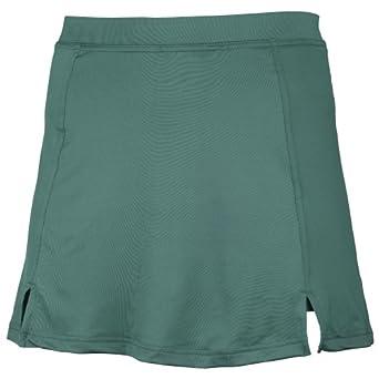 Rhino Womens/Ladies Sports Performance Skort (Tennis, Netball, Hockey & Lacrosse) (S) (Bottle Green)