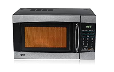 LG MH2046HB 20-Litre 2100-Watt Grill Microwave Oven (Black)