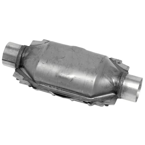 Catalytic Converter-Federal Direct-fit Standard Load Obdii Rear fits 1999 RX300