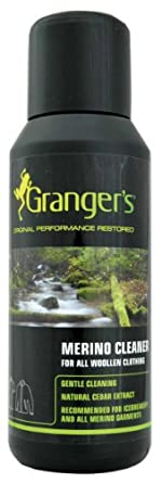 Grangers Merino Wash in Cleaner - Black, 300ml