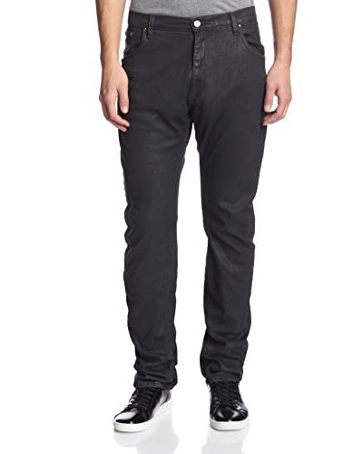 Versace Jeans Men's Curved Leg Slim Jeans