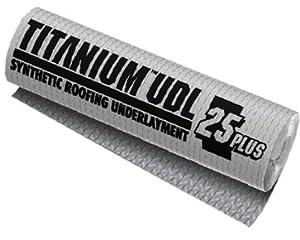 Titanium Synthetic Underlayment UDL 25 - Roll