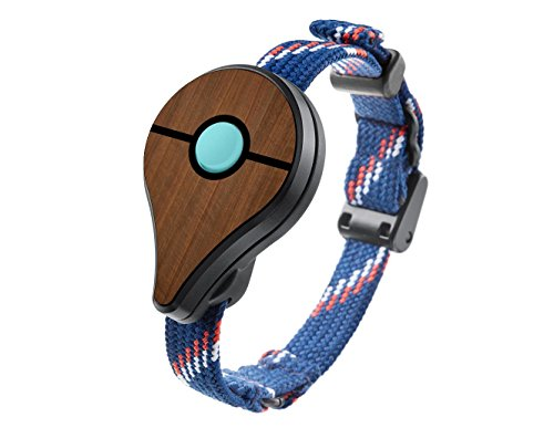 POKEWARES-Shield-for-Pokemon-GO-Plus-Real-Wood-Cover-Skin-for-Nintendo-Accessory-PREORDER