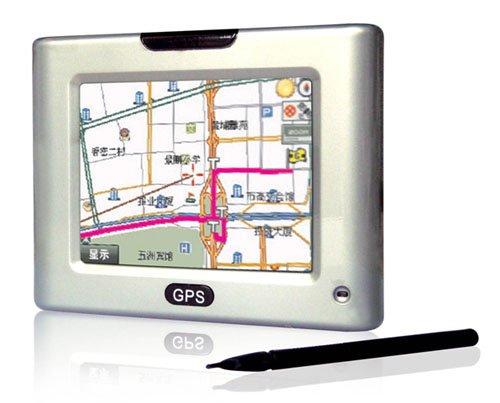 Navigation Navi GPS Gerät Mustek GP-135 GP-240