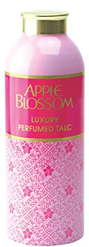 Apple Blossom Talc 100g for Women