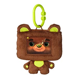 Infantino HappiTaps Plush and Huggable cover, Brown